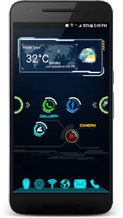 Jarvis Arc Launcher – Beta preview 2