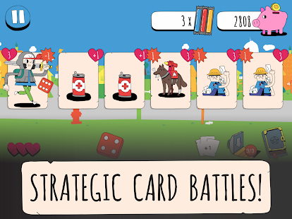Knights of the Card Table – Dungeon Crawler preview 1