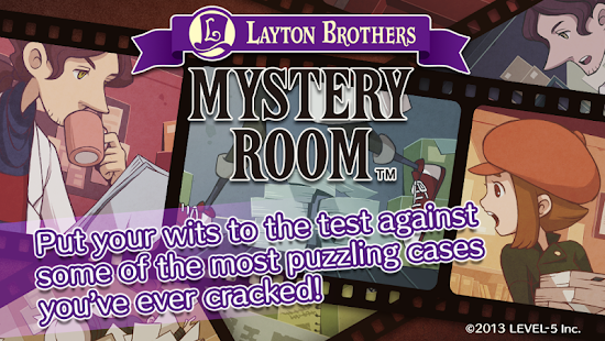 LAYTON BROTHERS MYSTERY ROOM 1.1.0 preview 1