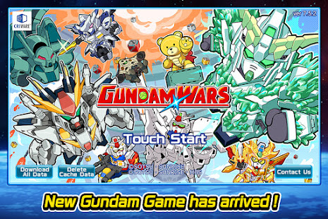 LINE Gundam Wars Newtype battle All the MSes preview 1