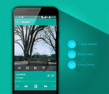 MP3 Player 1.5.2 preview 1