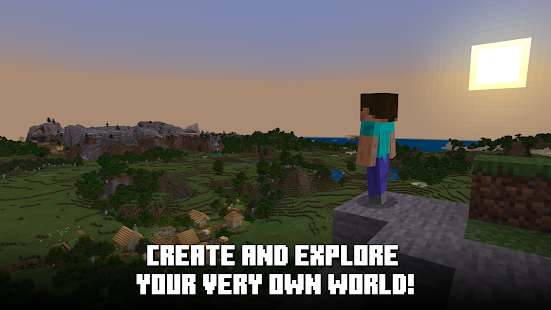 Minecraft Trial 1.17.11.01 preview 2