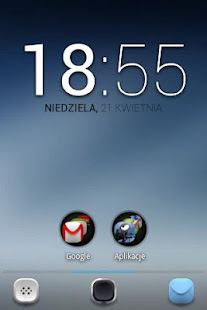 Modern Android icon pack preview 2
