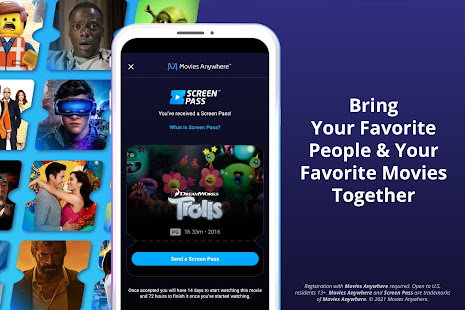 Movies Anywhere 1.39.0 preview 2