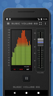 Music Volume EQ Equalizer Amplifier Bass Boost preview 1