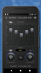 Music Volume EQ Equalizer Amplifier Bass Boost preview 2