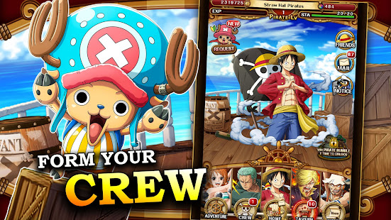 ONE PIECE TREASURE CRUISE 10.2.2 preview 2