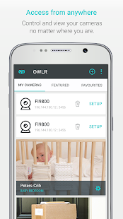 OWLR Multi Brand IP Cam Viewer 2.8.2.2 preview 2