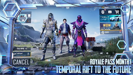PUBG MOBILE 1.5 IGNITION 1.5.0 preview 2