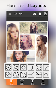 Photo Collage Editor 6.2.3 preview 1