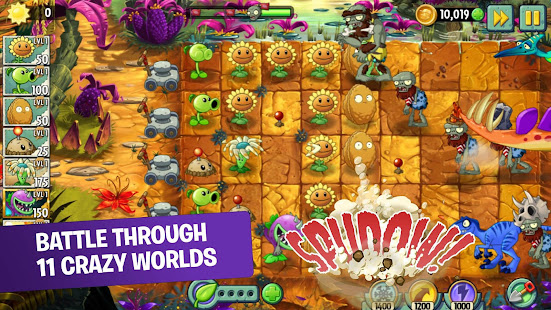 Plants vs Zombies 2 Free 9.1.1 preview 1