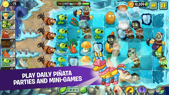 Plants vs Zombies 2 Free 9.1.1 preview 2