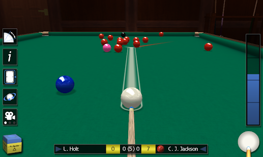 Pro Snooker 2021 preview 2