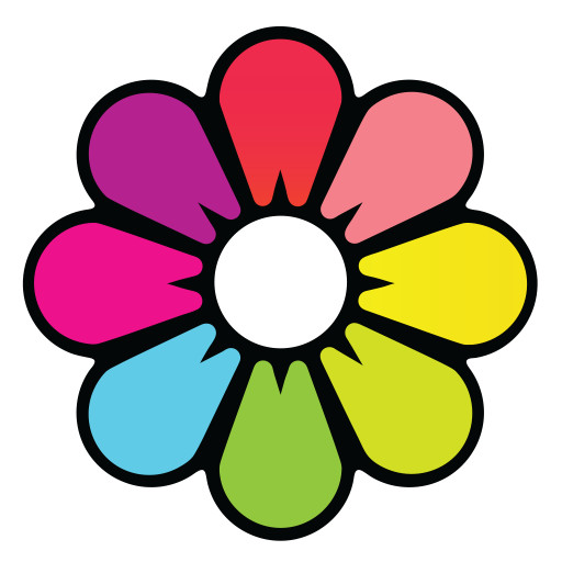 Recolor: Adult Coloring Book - Color and Relax logo