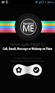 Remind Me – Quick Reminder App preview 1