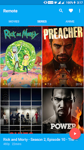 Remote for Popcorn Time 1.0 preview 1