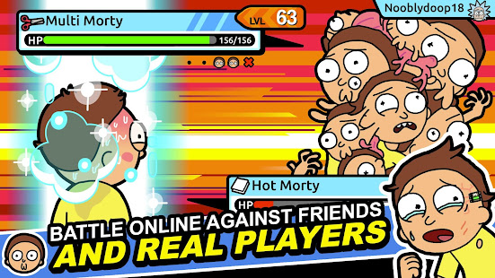Rick and Morty Pocket Mortys 2.26.0 preview 2