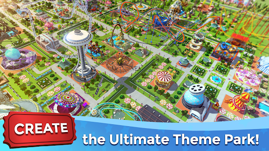 RollerCoaster Tycoon Touch – Build your Theme Park 3.19.10 preview 1