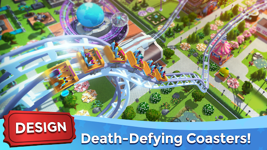 RollerCoaster Tycoon Touch – Build your Theme Park 3.19.10 preview 2