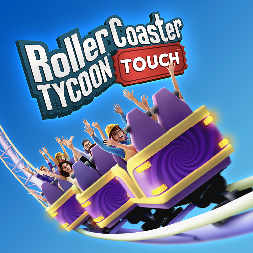 RollerCoaster Tycoon Touch - Build your Theme Park logo