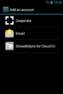 SmoothSync for Cloud Contacts preview 1