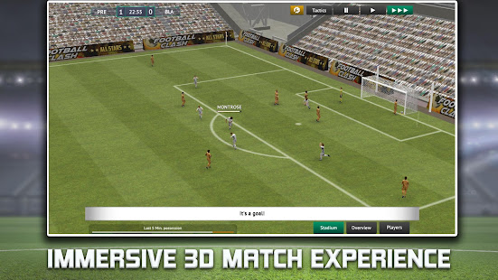 Soccer Manager 2019 – Top Football Management Game 1.3.0 preview 1