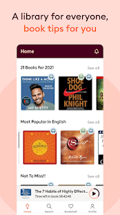Storytel Audiobooks and Ebooks 7.3.3 preview 1
