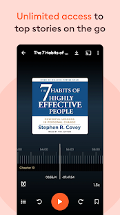 Storytel Audiobooks and Ebooks 7.3.3 preview 2