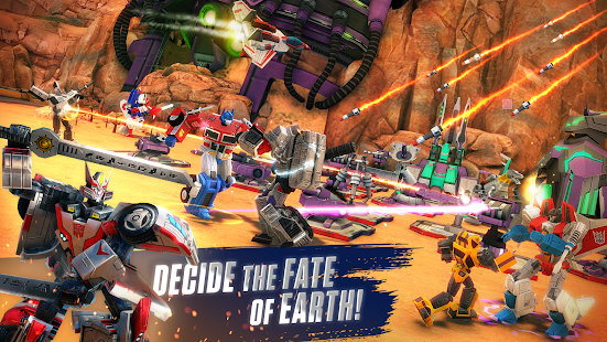 TRANSFORMERS Earth Wars 15.2.1.567 preview 1