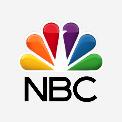 The NBC App - Stream Live TV and Episodes for Free logo