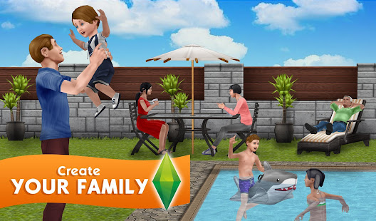 The Sims FreePlay 5.62.2 preview 1