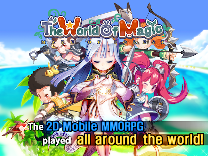 The World of Magic 2.9.1 preview 1