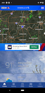 Tristate Weather – WEHT WTVW 5.3.706 preview 1