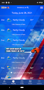 Tristate Weather – WEHT WTVW 5.3.706 preview 2