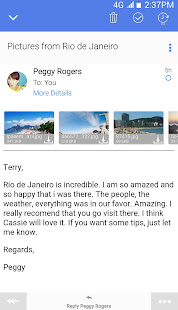 TypeApp mail – email app 1.9.8.28 preview 2