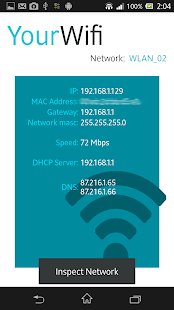 Wifi Inspector 3.92 preview 2