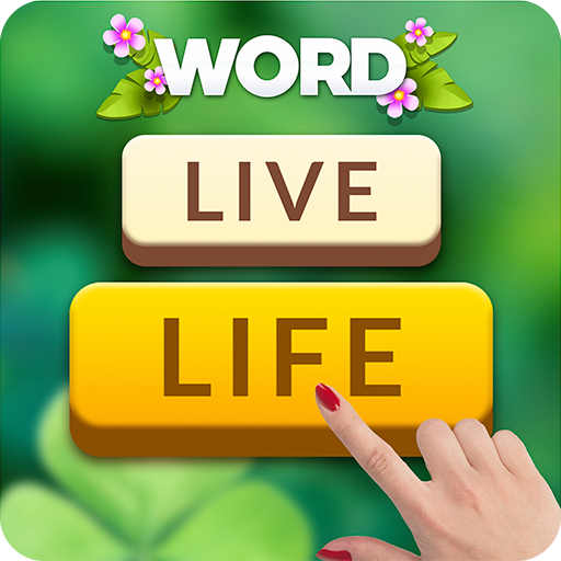 Word Life - Connect crosswords puzzle logo