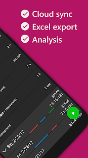 WorkingHours Time Tracking Timesheet 2.7.1 preview 2