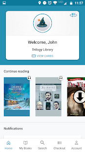 cloudLibrary preview 1
