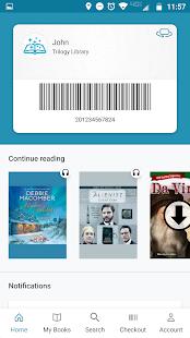 cloudLibrary preview 2