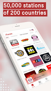 myTuner Radio and Podcasts preview 1