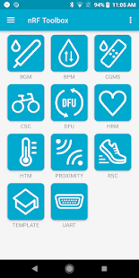 nRF Toolbox for Bluetooth LE 2.9.0 preview 1