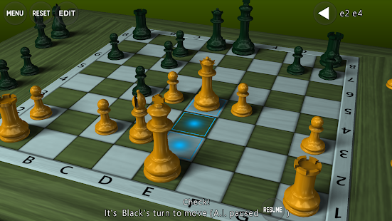 3D Chess Game 4.0.5.0 preview 1
