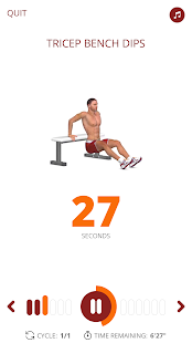 7 Minute Workout app Ideal for diet training 2.0.35 preview 2