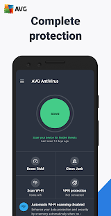 AVG AntiVirus 2021 – Free Mobile Security 6.40.2 preview 1