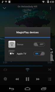 AirSync iTunes Sync amp AirPlay for Android preview 2