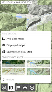All-In-One Offline Maps 3.8 preview 2