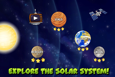 Angry Birds Space 2.2.14 preview 1