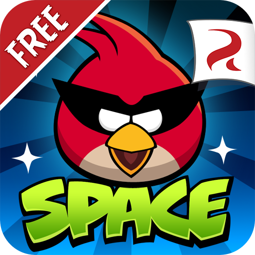 Angry Birds Space logo