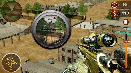Army Sniper Real army new games 1.2.1 preview 2